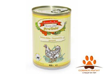 Frank's ProGold консервы для кошек «Аппетитный цыпленок», Delicious chicken Car Recipe
