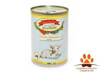 Frank's ProGold консервы для кошек «Нежные кусочки ягненка», Soft lamb bits Cat Recipe