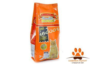 Корм Frank's ProGold для домашних и кастрированных кошек, Indoor
