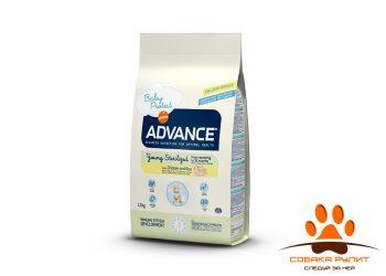 Advance Для стерилизованных кошек до 3 лет (Young Sterilized)