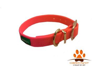 Ошейник из биотана для средних и малых пород собак