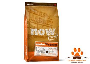 Корм NOW Natural holistic беззерновой «Контроль веса» для собак с индейкой, уткой и овощами