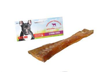 Лакомство для собак STRONG-жила говяжья