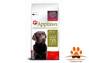Applaws Беззерновой для Собак крупных пород «Курица/Овощи: 75/25%» (Dry Dog Chicken Large Breed Adult)