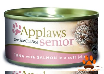 Applaws Кусочки в желе для Пожилых кошек с Тунцом и Лососем (Senior Cat Tuna with Salmon in jelly )