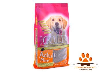 Nero Gold Для Взрослых собак Малых пород (Adult Mini 23/12)