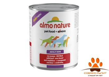 Almo Nature Daily Menu Консервы для собак (в ассортименте)
