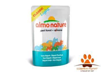 Almo Nature Classic Light Консервы для кошек (в ассортименте)