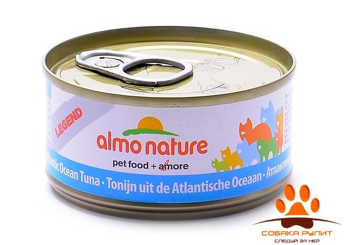 Almo Nature Консервы для кошек Legend 70г (в ассортименте)