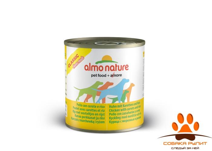 Almo Nature Home Made Консервы для собак (в ассортименте)