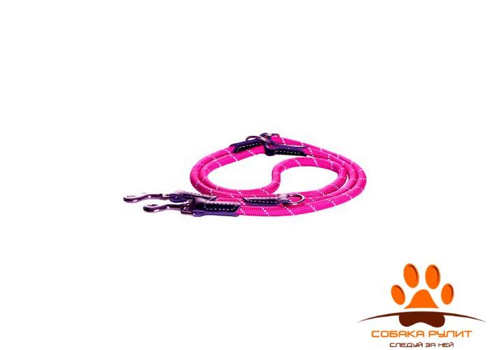 Rogz Rope Поводок-перестежка 1.8м