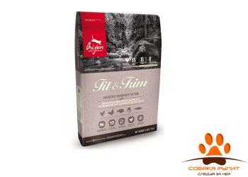 Orijen FIT & TRIM корм для кошек