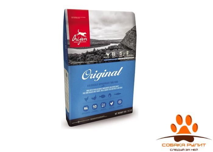 Orijen ORIGINAL корм для собак