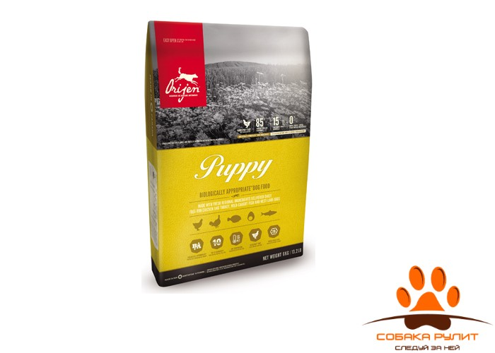 Orijen PUPPY корм для щенков
