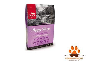 Orijen PUPPY LARGE корм для собак