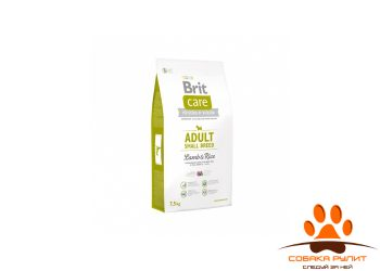 Brit Care «Adult Small Breed Lamb & Rice»