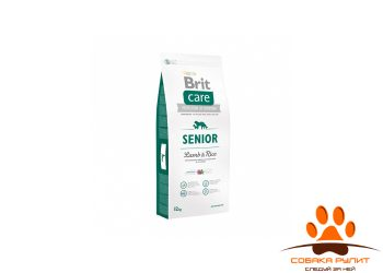 Brit Care «Senior Lamb & Rice»