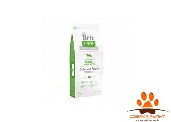 Brit Care «Grain-free Adult Large Breed Salmon & Potato»