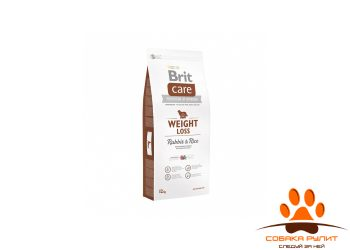 Brit Care «Weight Loss Rabbit & Rice»