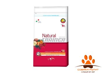 Trainer Natural Medium Adult Chicken, Rice and Aloe Vera