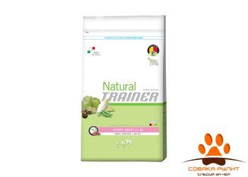 Trainer Natural Maxi Puppy для щенков крупных пород от 1 до 8 месяцев