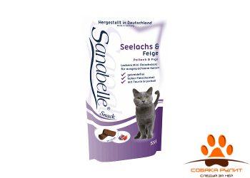 CAT STICKS с сайдой и инжиром