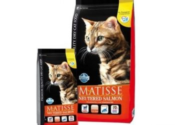Farmina Matisse Cat Neutered Salmon 1,5 кг