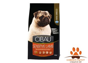 Farmina Cibau Dog Sensitive Lamb Mini