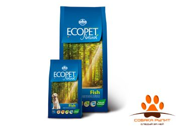 Farmina Ecopet Dog Natural Fish Maxi 12 кг