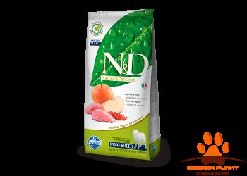 Farmina N&D Dog Boar & Apple Adult Maxi 12 кг