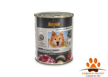 Belcando консервы для собак с ягненком 800г