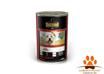 Belcando консервы для собак «Отборное мясо»
