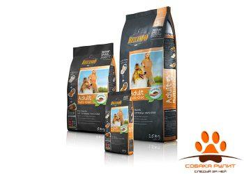Корм Belcando для собак с говядиной, курицей и сельдью, Multi-Croc 15 кг