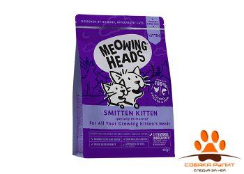 Корм Barking Heads для котят, с курицей и рисом «Восторженный котенок»