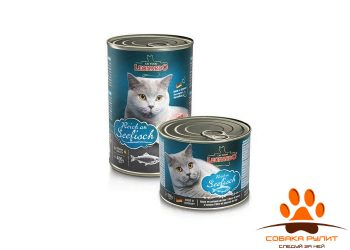 Leonardo Quality Selection Rich In Fish / Консервы Леонардо С рыбой