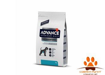 Advance Корм для собак при патологии ЖКТ, с ограниченным содержанием жиров, Gastro Enteric