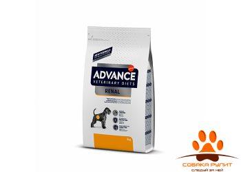 Advance Корм для собак при патологии почек, Renal Failure