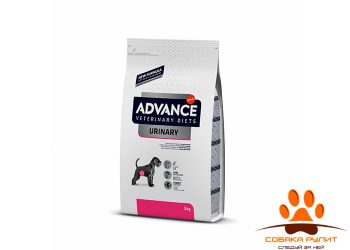 Advance Корм для собак при мочекаменной болезни, Urinary Canine