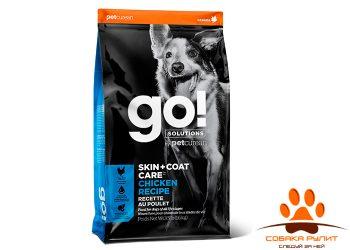 Корм GO! Natural для щенков и собак с цельной курицей, фруктами и овощами