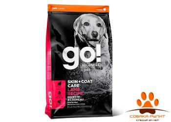 Корм GO! Natural для щенков и собак, со свежим ягненком, Daily Defence Lamb Dog Recipe