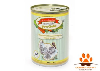 """Frank's ProGold консервы для собак """"Аппетитные кусочки индейки"""", Delicious turkey bits Adult Dog Recipe"""
