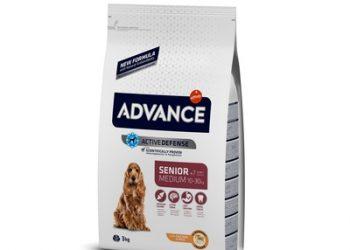 Advance Для собак средних пород старше 7 лет (Medium Senior)