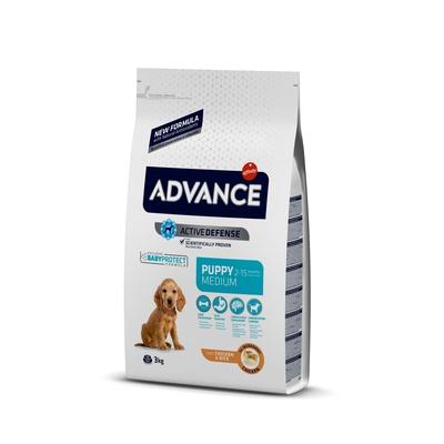 Advance Для щенков средних пород от 2 до 12 месяцев (Baby Protect Medium)