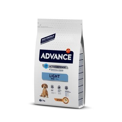 Advance Контроль веса для собак малых пород (Mini Light)