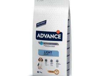 Advance Контроль веса для собак средних пород (Medium Light)