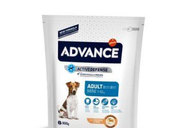 Advance Для взрослых собак малых пород (с 8 месяцев) (Mini Adult)