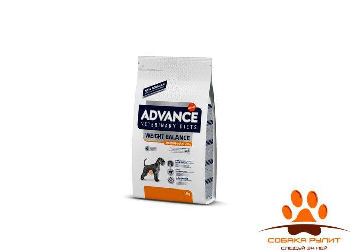 Advance Для собак при ожирении (Obesity Management)