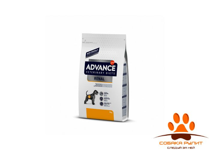 Advance Для собак при патологии почек (Renal Failure)
