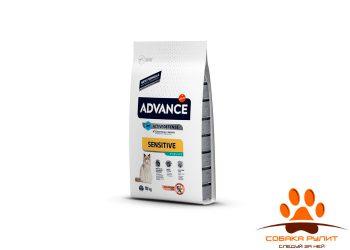 Advance Для стерилизованных кошек с лососем (Sterilized Sensitive (Salmon))