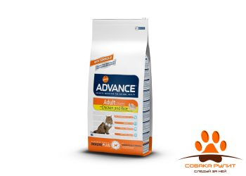 Advance Для взрослых кошек: курица и рис (Adult C&R)